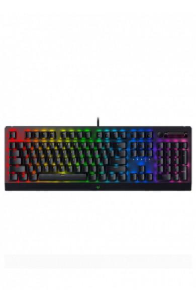 BlackWidow V3 - Mechanical Gaming Keyboard Yellow Switch