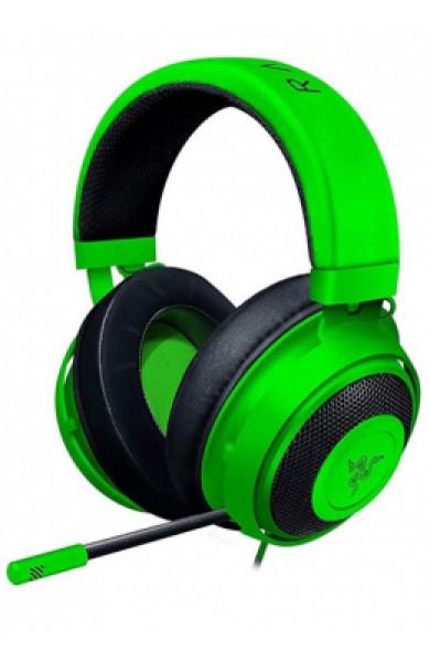 Kraken Gaming Headset Tournament Edition USB Green