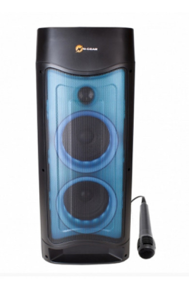 Let's Go Party Speaker 52 with Microphone