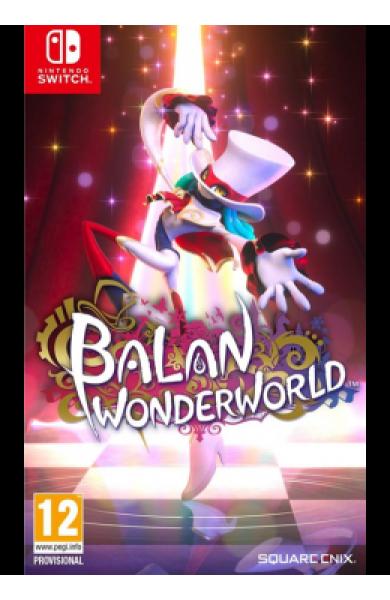 Switch Balan Wonderworld