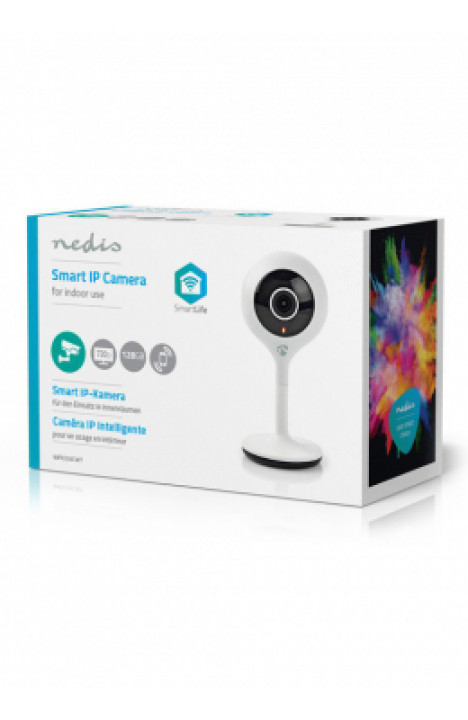 WiFi Smart IP Camera | HD 720p