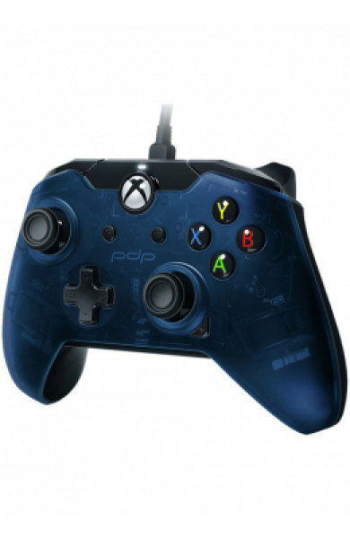 XBOXONE&PC Wired Controller Blue