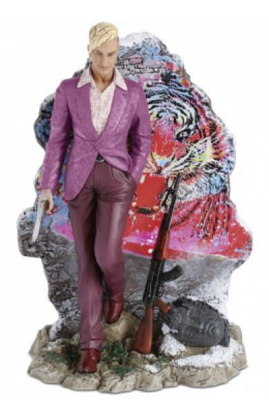 Far Cry 4 PVC Statue Pagan Min King of Kyrat 24 cm