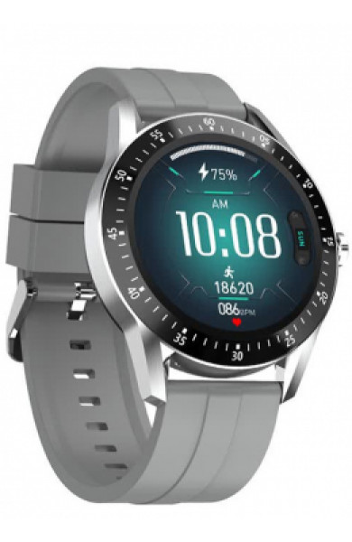 Moye Kronos Pro II Smart Watch - Grey