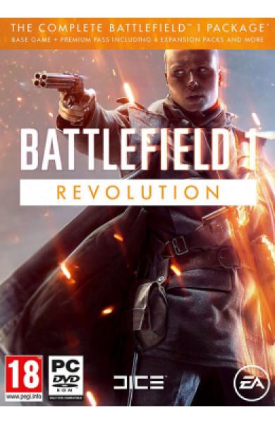 PC Battlefield 1 Revolution Disk
