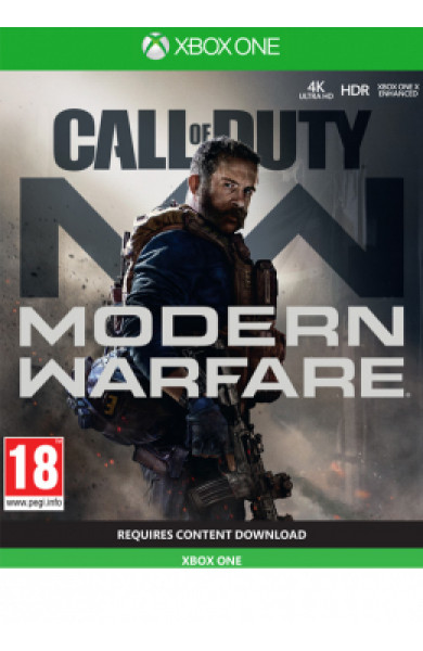 XBOXONE Call of Duty: Modern Warfare Disk