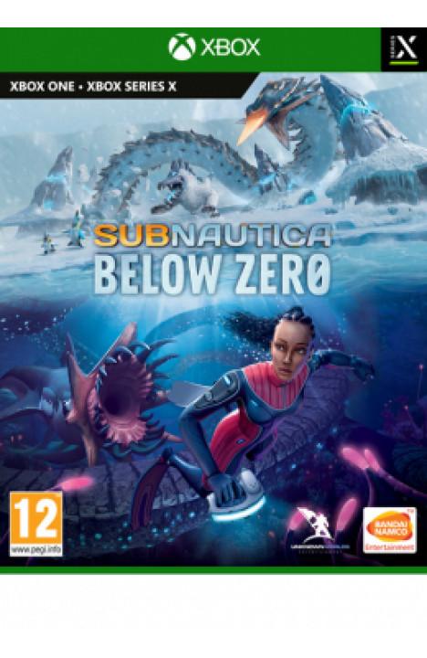 XBOXONE/XSX Subnautica: Below Zero Disk