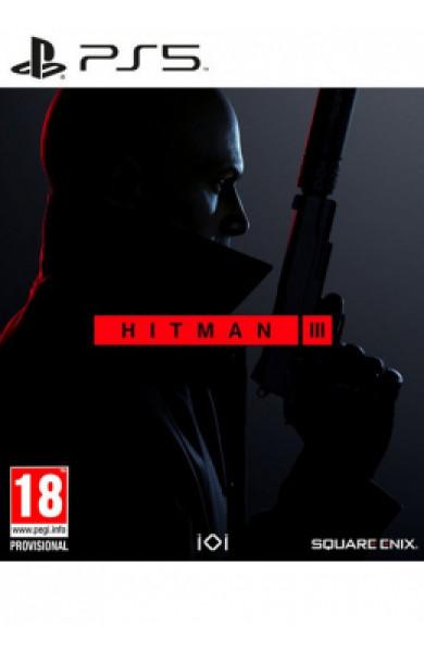 PS5 Hitman 3 Disk