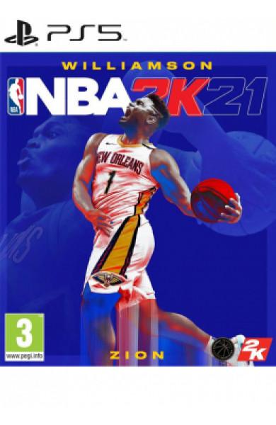 PS5 NBA 2k21 Disk