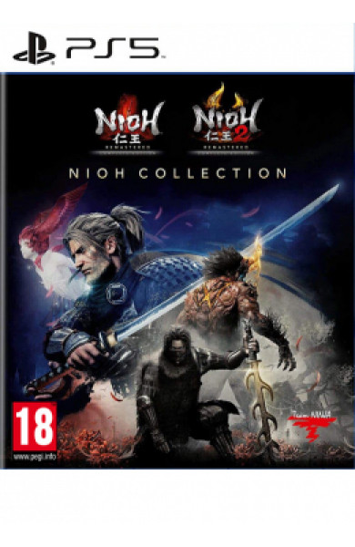 PS5 Nioh Collection Disk