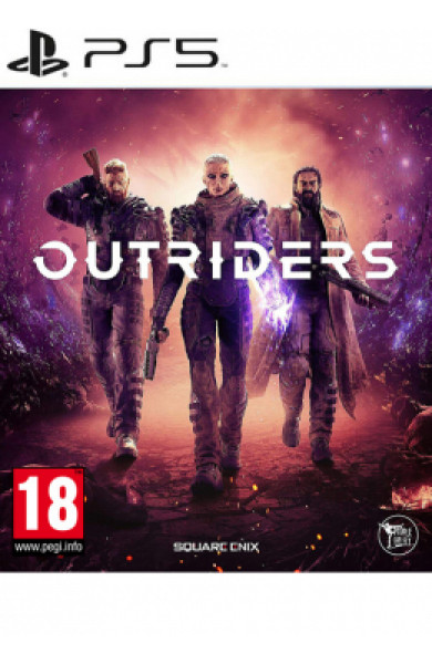 PS5 Outriders Day One Edition Disk