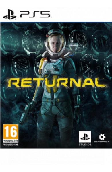 PS5 Returnal Disk
