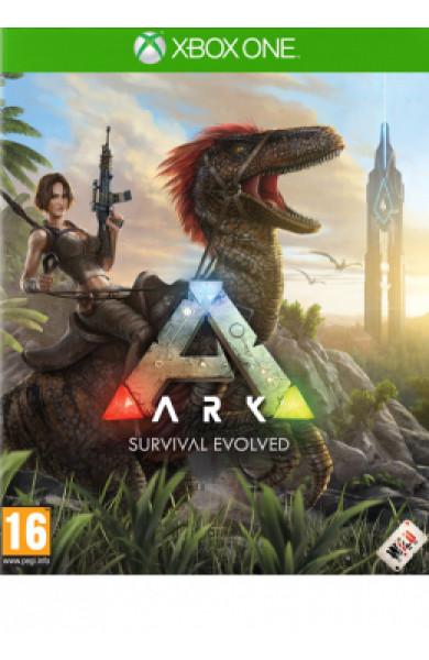 XBOXONE Ark - Survival Evolved Disk