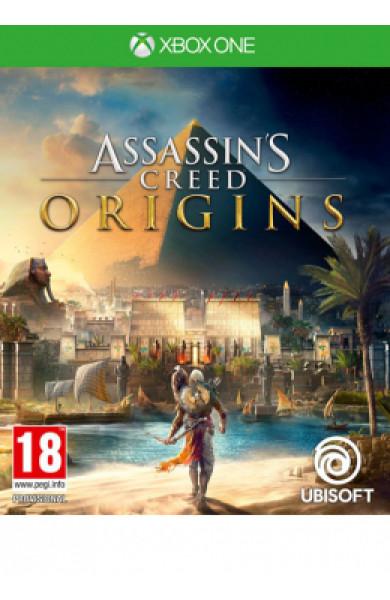 XBOXONE Assassin's Creed Origins Disk
