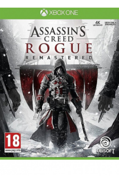 XBOXONE Assassin's Creed Rogue Remastered Disk