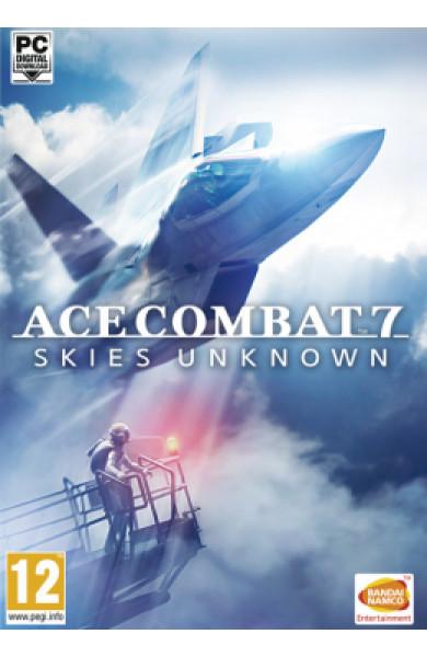 PC Ace Combat 7 Disk