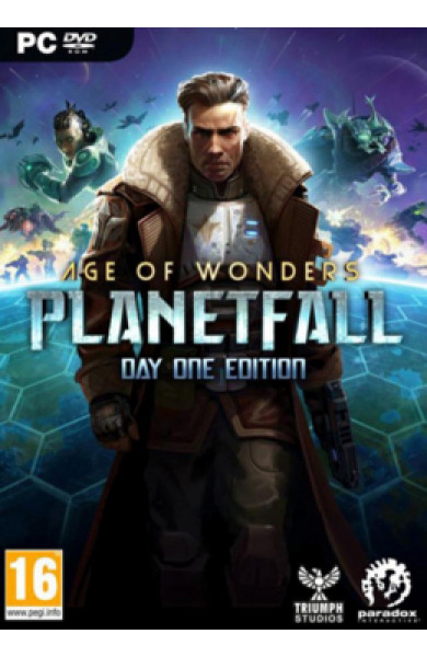 PC Age of Wonders: Planetfall Disk