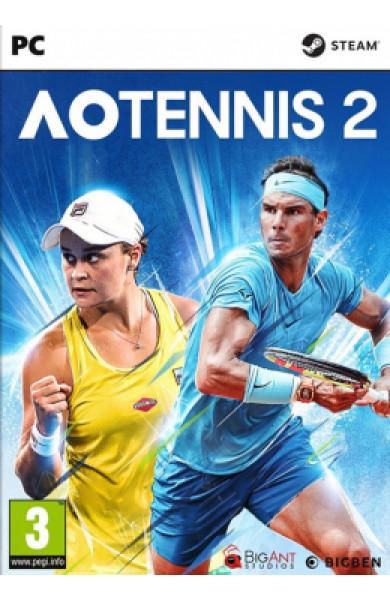 PC AO Tennis 2 Disk