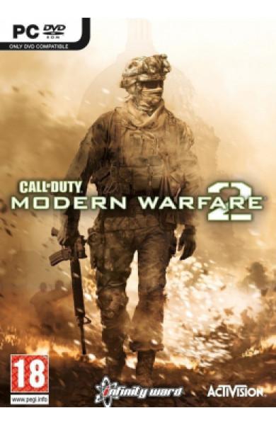 PC Call of Duty Modern Warfare 2 Disk