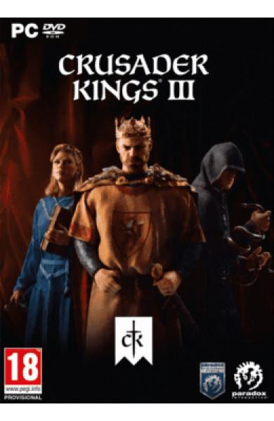 PC Crusader Kings III Disk