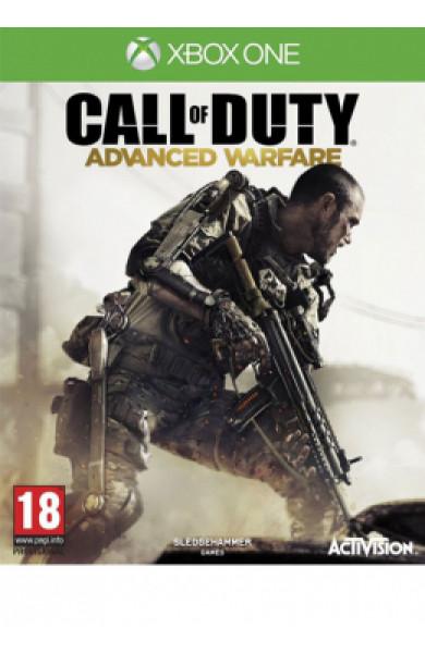 XBOXONE Call of Duty Advanced Warfare Disk