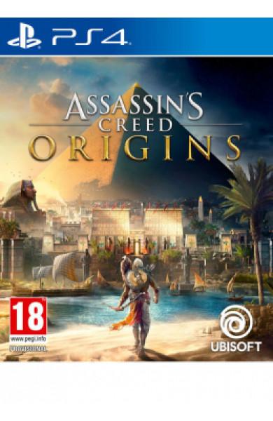 PS4 Assassin's Creed Origins Disk