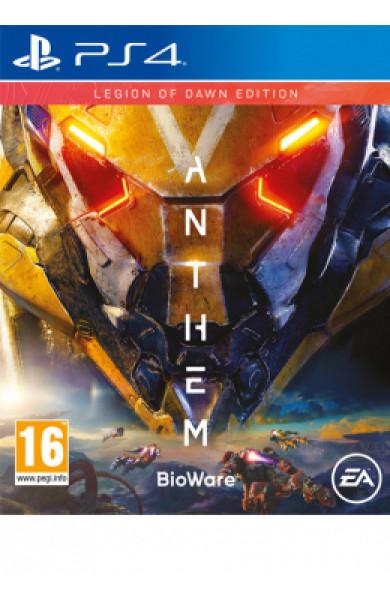 PS4 Anthem Legion of Dawn Edition Disk