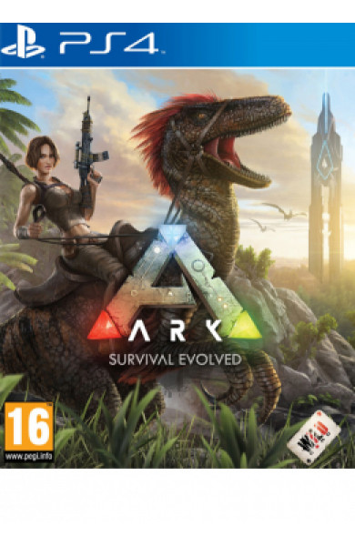 PS4 Ark - Survival Evolved Disk