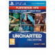 PS4 Uncharted Collection Playstation hits Disk