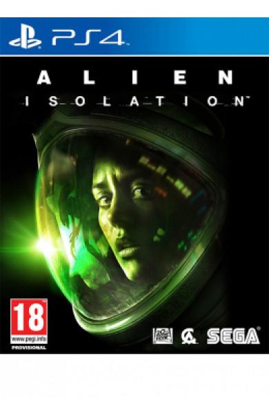 PS4 Alien Isolation Disk