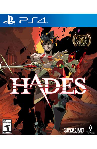 Hades PS4 PreOrder