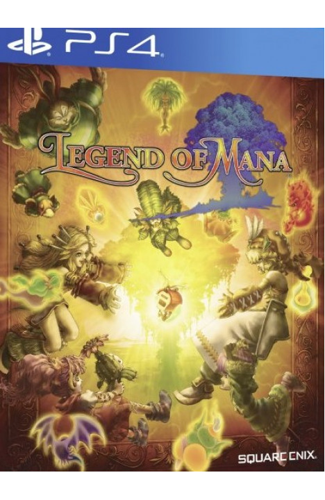 Legend of Mana PreOrder