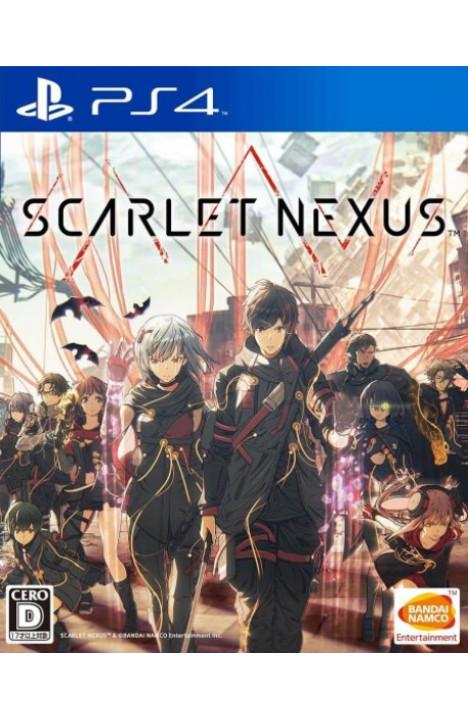 SCARLET NEXUS PS4 & PS5 PreOrder