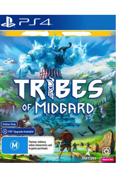Tribes of Midgard PS4 & PS5 PreOrder