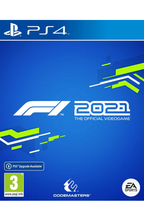 F1 2021 Standard Edition PS4 & PS5 PreOrder