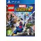 PS4 LEGO Marvel Super Heroes 2 Disk