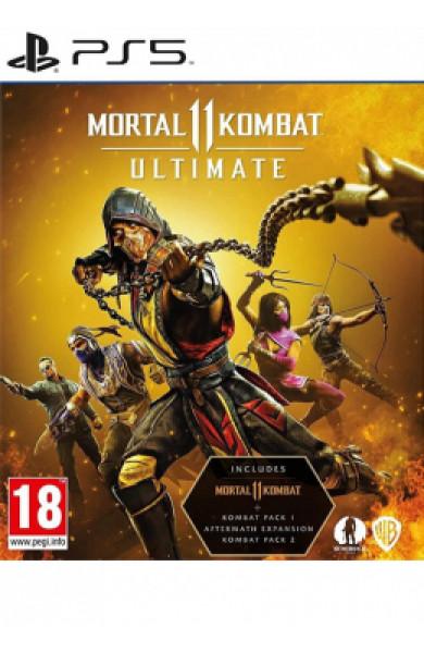 PS5 Mortal Kombat 11 Ultimate Edition Disk