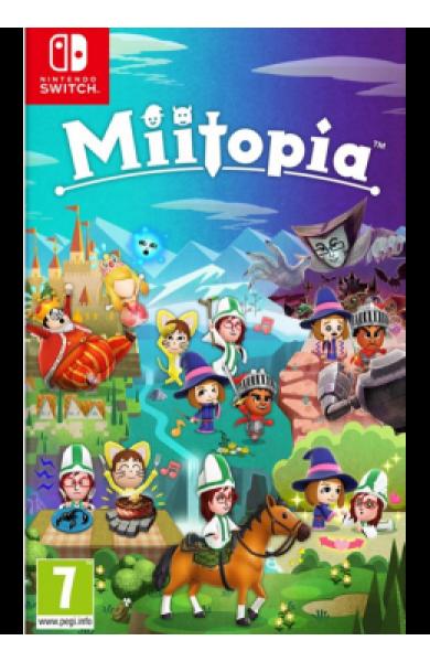 Switch Miitopia