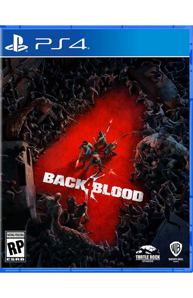 Back 4 Blood PS4 & PS5 PreOrder