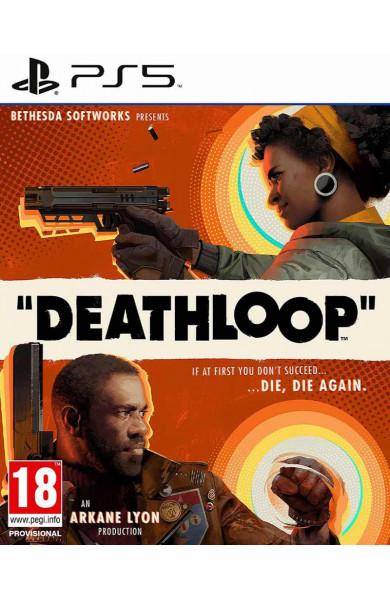 DEATHLOOP PreOrder