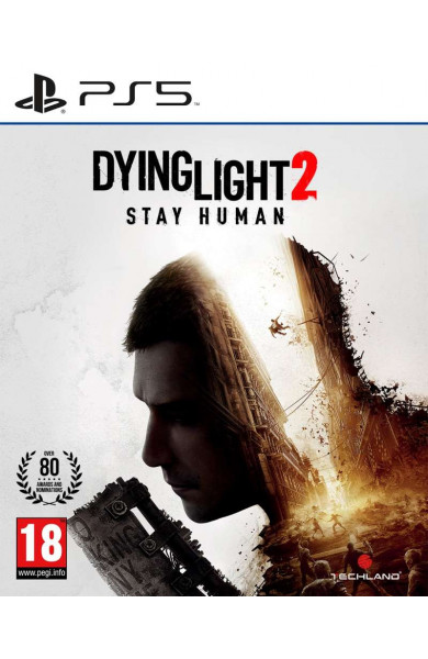 Dying Light 2 Stay Human PS4&PS5 PreOrder