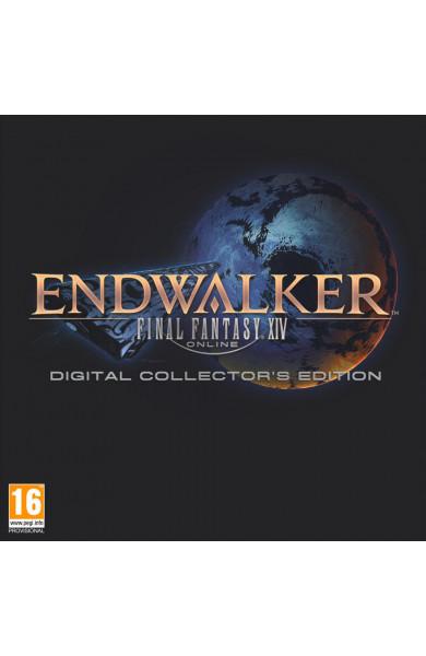 FINAL FANTASY XIV: Endwalker - Collectors Edition [PS4 & PS5] PreOrder