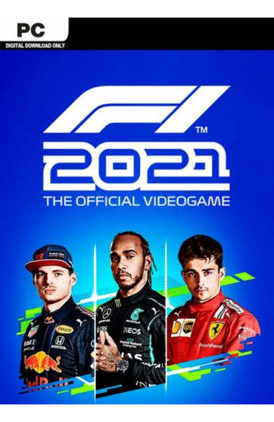 F1 2021 PC - OFFLINE ONLY