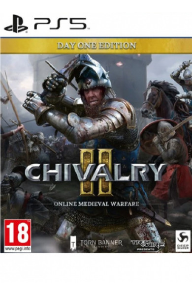 PS5 Chivalry II - Day One Edition Disk