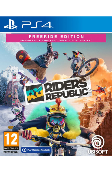 Riders Republic PS4 & PS5 PreOrder