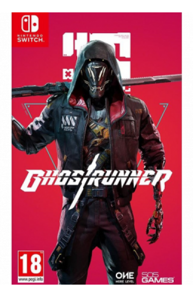 Switch Ghostrunner
