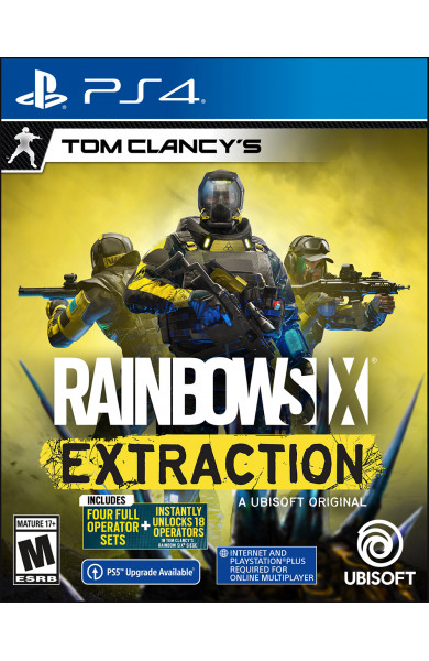 Tom Clancys Rainbow Six Extraction PS4 & PS5 PreOrder