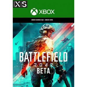 BATTLEFIELD 2042 - BETA XBOX ONE / XBOX SERIES X|S