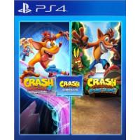 Crash Bandicoot - Quadrilogy Bundle