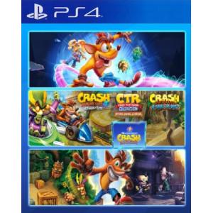 Crash Bandicoot - Crashiversary Bundle
